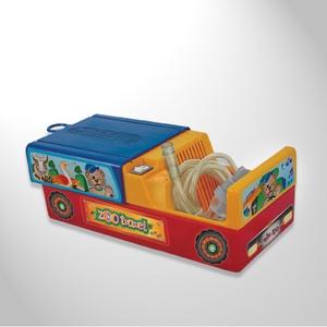 Zoo travel – Dětský kompresorový inhalátor