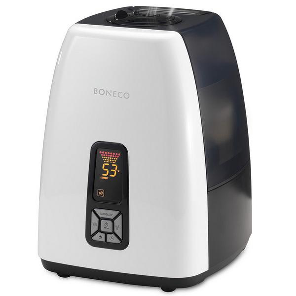 BONECO 7144w – Ultrazvukový zvlhčovač s digitálním ovládáním