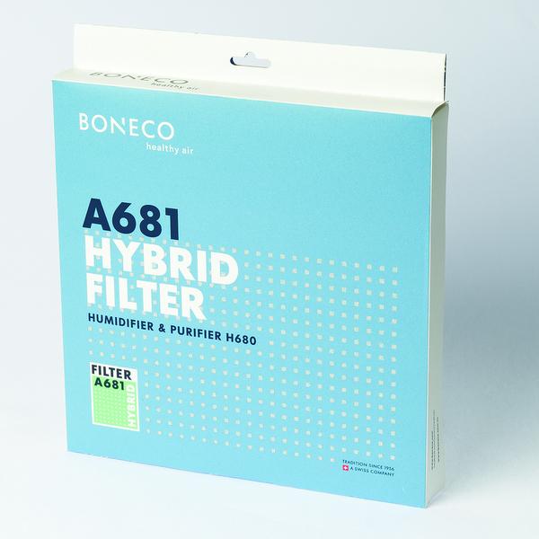 BONECO A681 – HEPA a uhlíkový filtr pro kombinovaný přístroj BONECO H680.