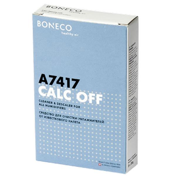 BONECO A7417 – Čistící a odvápňovací prostředek pro všechny zvlhčovače vzduchu.