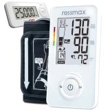 Rossmax AX356fCA + Rossmax PA-S20 – Akční balíček tlakoměru s krokoměrem za zvýhodněnou cenu.