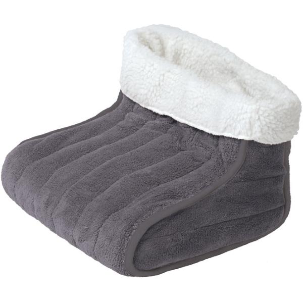 Bazar vyhřívané bačkory Lanaform Foot Warmer – Elektricky vyhřívané bačkory Lanaform Foot Warmer, předváděcí kus.