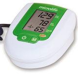 Microlife BP3AG1g Výroční – Speciální výroční edice tlakoměru Microlife BP3AG1g byla vytvořena k 30. výročí značky Microlife a k 20. výročí společnosti BONECO CR. Spojuje osvědčený a oblíbený tlakoměr s nadstandartní výbavou. A to vše v nové barevné kombinaci a za původní cenu!