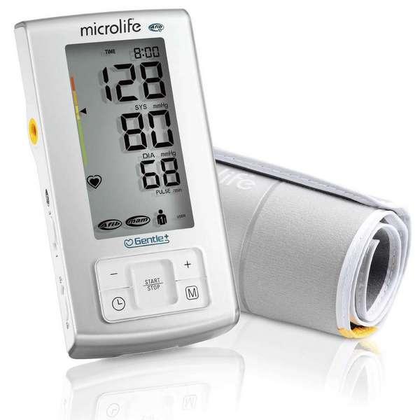 Microlife BPA6PC AFIB – Komfortní, nadstandardně vybavený automatický tlakoměr Microlife BPA6PC AFIB,  který dokáže odhalit jednu z hlavních příčin mozkové mrtvice. Je vybaven detekcí fibrilace síní.