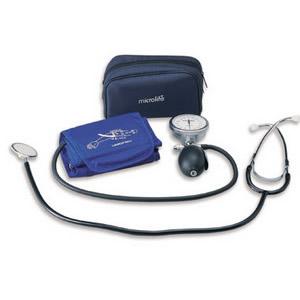 Aneroidní tonometr BP AG1-40 – Aneroidní tonometr Microlife BP AG1-40 je přístroj k měření krevního tlaku a je určen pro profesonální použití.