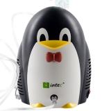 Intec Pingwin – Dětský kompresorový inhalátor v provední Tučňák