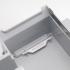 BONECO W1355A - pohled do základové vany přístroje, umístění stříbrné ionizační tyčinky.