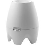 Studený zvlhčovač BONECO E2441 bílý – Zvlhčovač vzduchu s přirozeným principem zvlhčování s elegantním vzhledem.