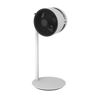 BONECO F220 – Švýcarská společnost Boneco představuje stylový ventilátor s nastavitelnou výškou pro příjemné osvěžení a ochlazení domácnosti v letních měsících. Díky otočné hlavě ventilátoru jej můžete namířit prakticky kamkoliv.