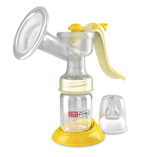Dr.Frei GM-20 – Dvoufázová manuální odsávačka mateřského mléka