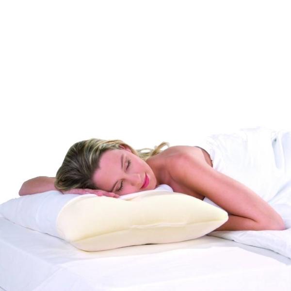 Lanaform Sweet Comfort – Ergonomický, termoaktivní polštář pro správné držení hlavy a páteře