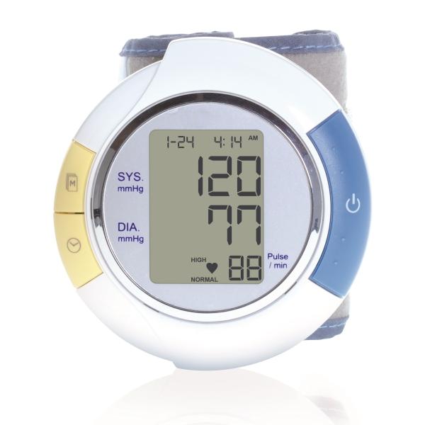 Lanaform BP Monitor – Měřič tlaku na zápěstí s pamětí Lanaform BP Monitor umožňuje sledovat arteriální tlak a puls.
