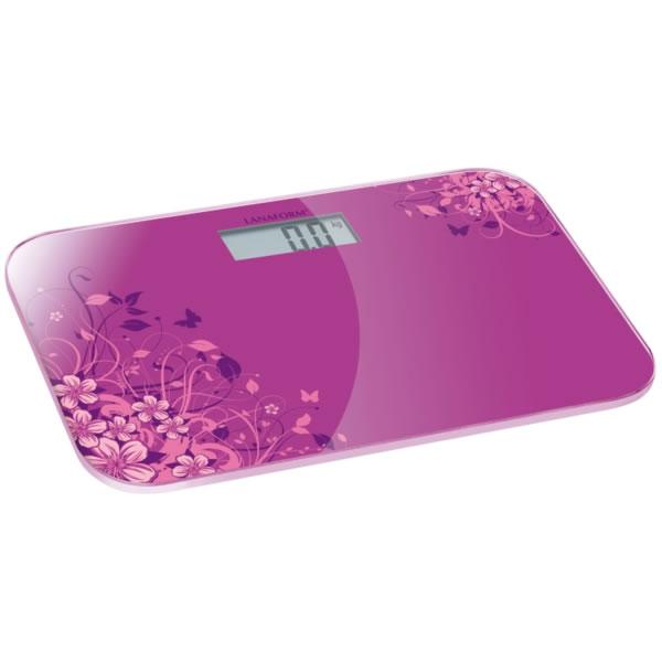 Lanaform Electronic Scale – Elegantní osobní váha s originálním elegantním vzhledem.