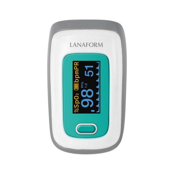 Lanaform Pulzní Oximetr PO-100 – Pulzní oximetr od firmy Lanaform si zajisté oblíbíte díky snadnému použití. Oximetr změří srdeční frekvenci, index perfúze a pulzní saturaci kyslíkem.