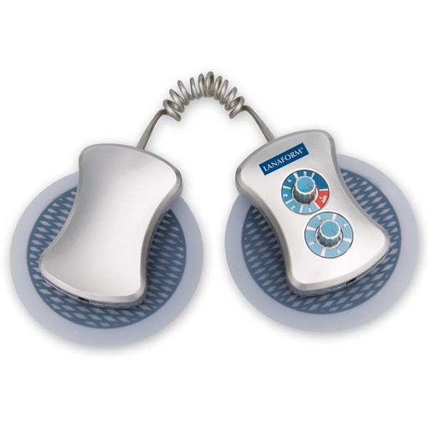 Lanaform Stim+ – Elektrostimulační jednotka Lanaform Stim+ napomáhá posilovat břišní svaly pomocí elektrostimulačních impulsů.