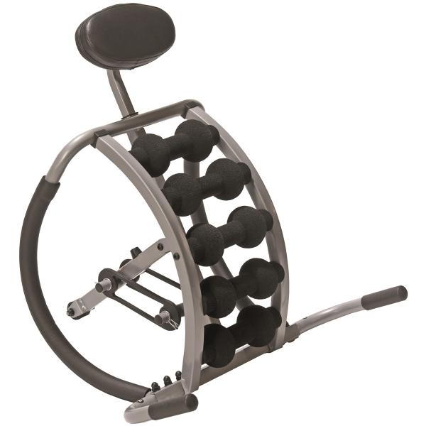 Lanaform Back Gym – Posilovací přístroj Lanaform Back Gym posiluje svaly a tvaruje postavu velmi jednoduchým způsobem, jako v posilovně.
