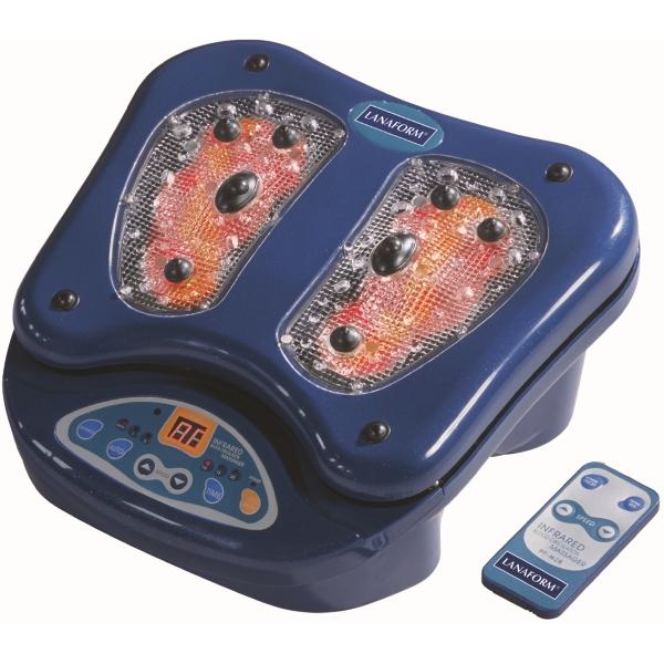 Lanaform Tri Max – Reflexní masážní přístroj pro nohy využívá tradiční čínskou reflexní terapii.