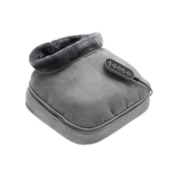 Lanaform Shiatsu Comfort 2in1 – Masážní a vyhřívací polštářek Lanaform Shiatsu Comfort 2v1 zahřeje vaše nohy a díky 4 masážním hlavám je zanechá uvolněné a odpočaté.