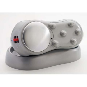 Slim mate – Přístroj pro jemnou masáž s aplikátorem masážní emulze