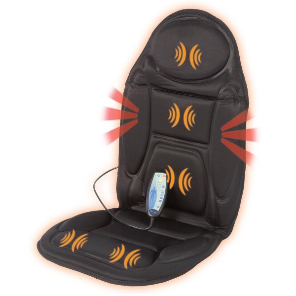 Lanaform Back Massager – Masážní podložka do auta i kanceláře