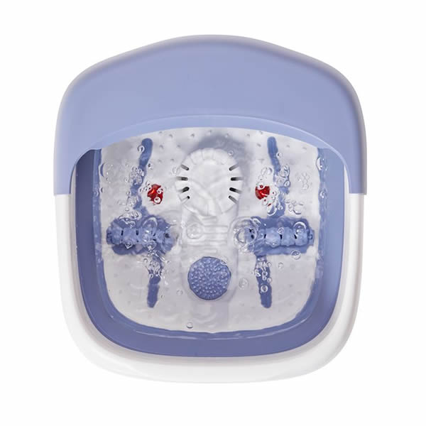 Lanaform Heat & Fold Spa – Masážní vana uleví unaveným chodidlům. Vychutnejte si perličkovou koupel nohou a prohřejte se díky konstantní teplotě vody.