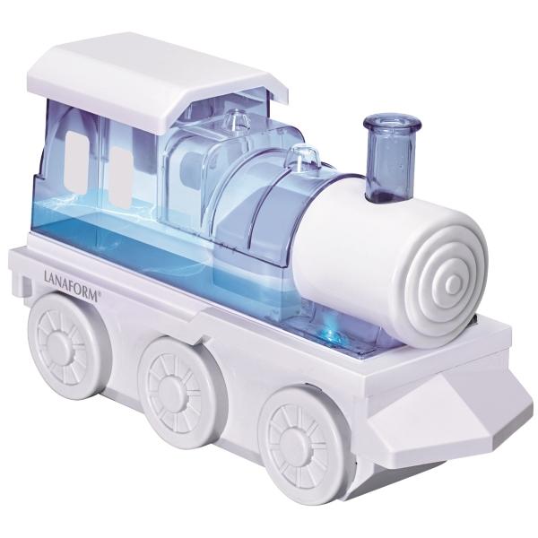 Lanaform Trainy – Roztomilý zvlhčovač vzduchu, který nesmí chybět v žádném dětském pokojíčku, kde vytvoří příjemné a zdravé prostředí pro naše nejmenší. Díky zásobníku na aroma esence můžete pokoj provonět oblíbenou vůní.