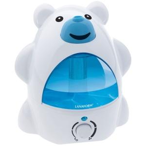 Ultrazvuk Mixy – Ultrazvukový zvlhčovač v dětském provedení Mixy je vhodný do dětských pokojů a menších prostorů.