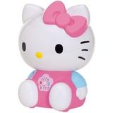 Lanaform Hello Kitty – Zvlhčovač vzduchu pro malé milovnice oblíbené postavičky Hello Kitty. Vytvořte z dětského pokoje příjemné a zdravé místo. Odbourejte dýchací potíže, vysušenou pokožku a škrábání v krku. Díky velkému zásobníku vody může zvlhčovač pracovat po celou noc