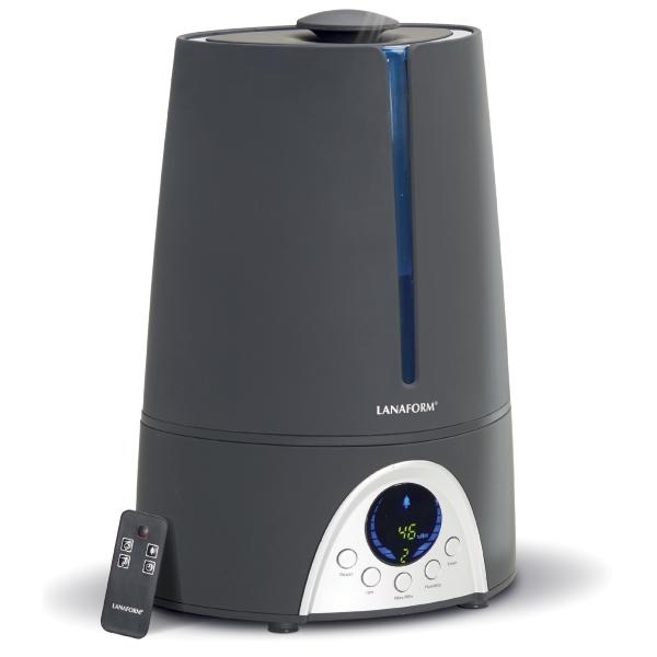Lanaform New Vapolux – Moderní, komfortní zvlhčovač vzduchu s vysokou užitnou hodnotou za příznivou cenu.