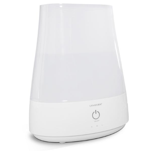 Lanaform Zephyr – Jednoduchý ultrazvukový zvlhčovač vzduchu s dotykovým ovládáním a výhodnou cenou.