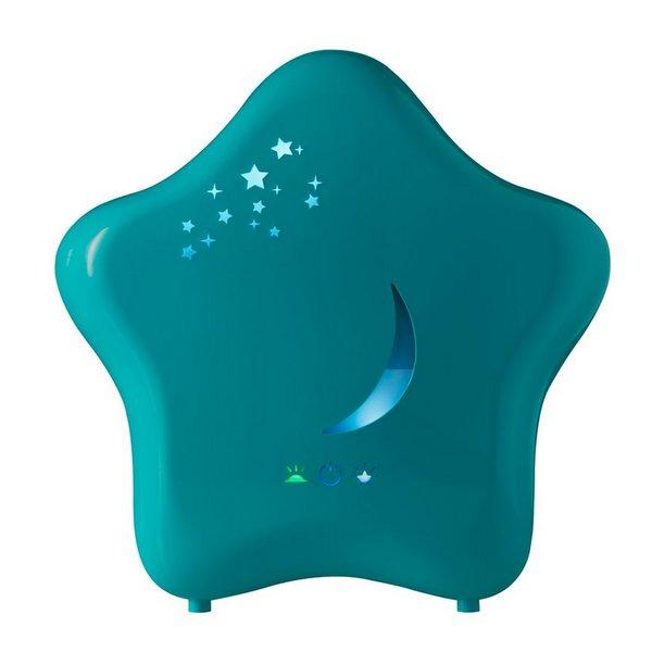 Lanaform Moony – Dětský zvlhčovač vzduchu 3 v 1 se světelnou projekcí
