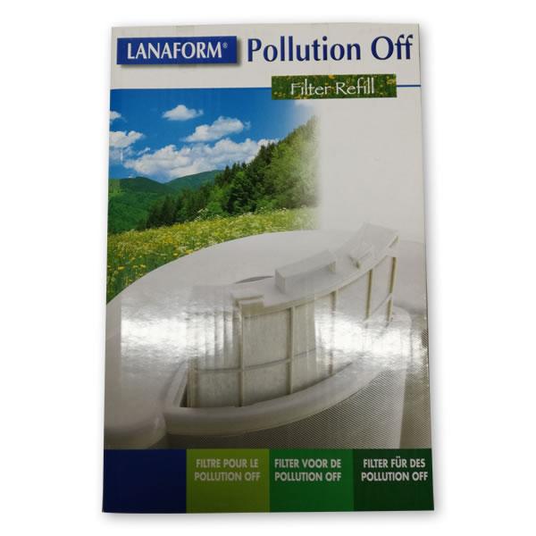 Lanaform Hepa Filtr – Náhradní filtr pro čističku vzduchu Lanaform L79620 Pollution Off