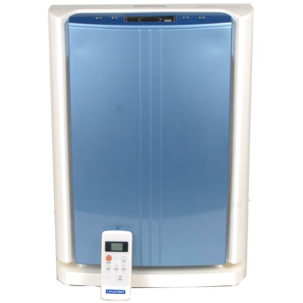 Lanaform Full Tech Filter – Čistý vzduch pro astmatiky a alergiky. Kvalitní čistička vzduchu za rozumnou cenu.