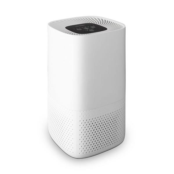 Lanaform Air Purifier – Jak se zbavit prachu, nepříjemného zápachu a toxických látek v domácnostech? Zkuste čističku vzduchu Air Purifier belgické firmy Lanaform, která čistí vzduch pomocí třech filtrů a UV záření. Vyčistí až 95% nečistot ze vzduchu. Dýchejte zdravě.