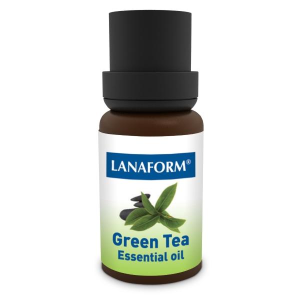 Lanaform Green Tea – Aromatický olej pro aromalampy