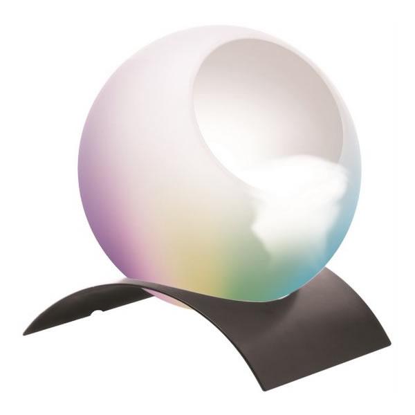 Lanaform Aroma Globe – Difuzér esenciálních olejů Lanaform Aroa Globe provoní Váš byt příjemnou vůní a diskrétním barevným světlem.