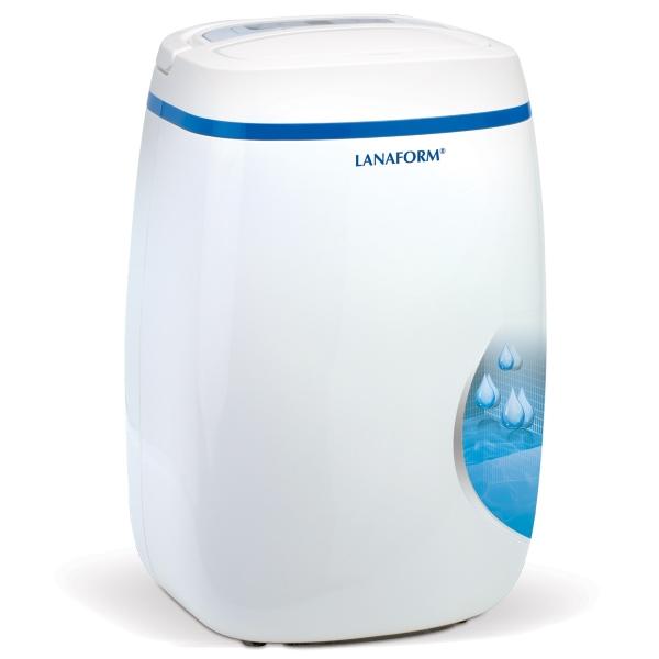 Odvlhčovač vzduchu Lanaform Dehumidifier S1 – Trápí vás vysoká vlhkost v interiéru? Pořiďte si tohoto výborného pomocníka a zbavte se vlhkosti z domů, bytů a stěn jednou pro vždy.