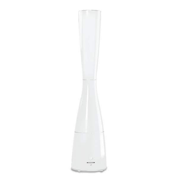 Lanaform Living – Výkonný ultrazvukový zvlhčovač Lanaform Living má vestavěný difuzér aroma esencí a má neotřelý, moderní design.