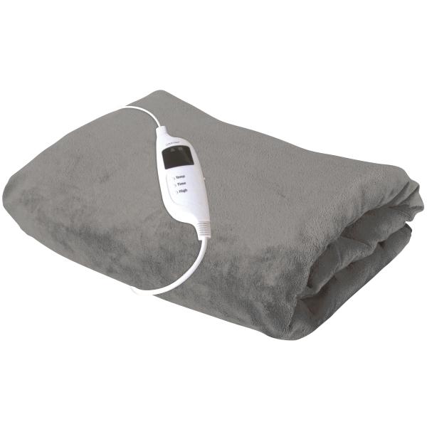 Lanaform Heating Overblanket – I v chladných večerech můžete být v teple. Vyhřívaná přikrývka Lanaform Overblanket  vám zpříjemní chladné období a přispěje k pohodě.