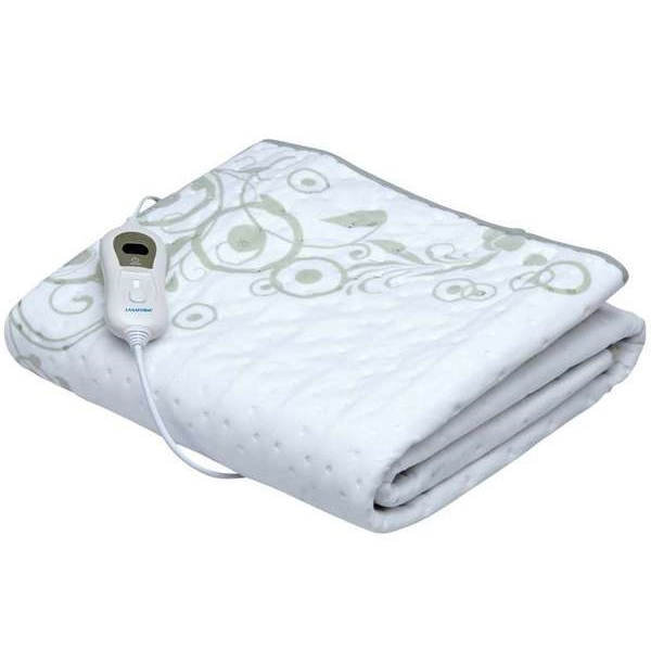 Lanaform Heating Blanket S1 – Elektricky vyhřívané prostěradlo Lanaform Heating Blanket S1 je skvělým pomocníkem pro rychlé zahřátí a pocit tepla a pohody v chladných dnech.