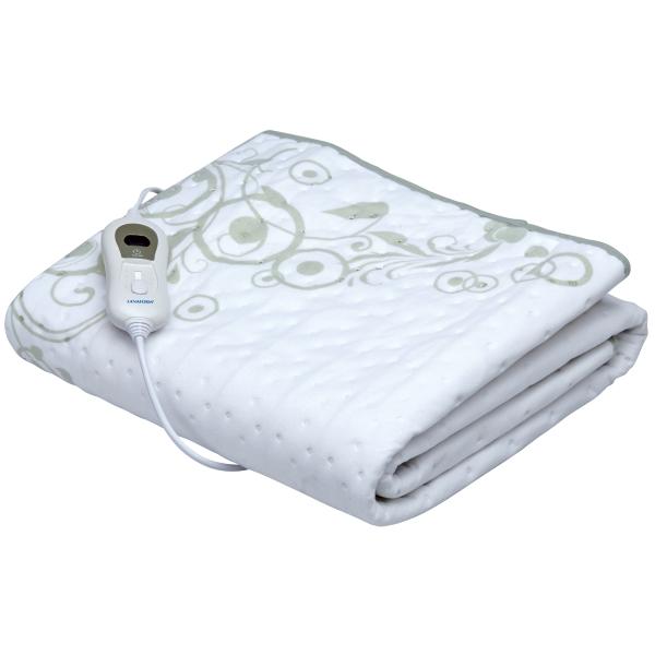 Lanaform Heating Blanket S2 – Elektricky vyhřívané prostěradlo pro dvojlůžko Lanaform Heating Blanket S2 je skvělým pomocníkem pro rychlé zahřátí a pocit tepla a pohody v chladných dnech.