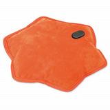 Bouil Hot – Elektrický nahřívací polštářek je ideální pro místní zahřátí částí těla (zad, břicha, kloubů...).