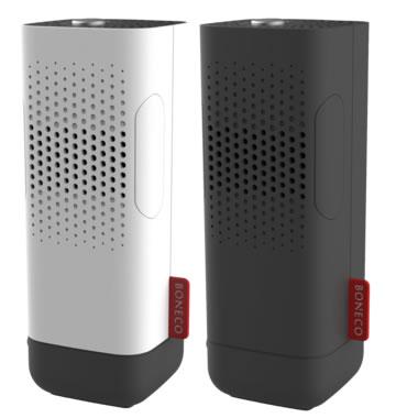 BONECO P50 – Vytvořte si své osobní prostředí takové, jaké jej máte rádi. Malý, cestovní ionizér a aroma difuzér v jednom Boneco P50 se stane Vaším osobním pomocníkem všude tam, kde je to potřeba.