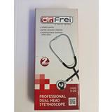 Stetoskop oboustranný – Stetoskop Dr. Frei S-20 je oboustranný stetoskop s dobrou akustickou odezvou.