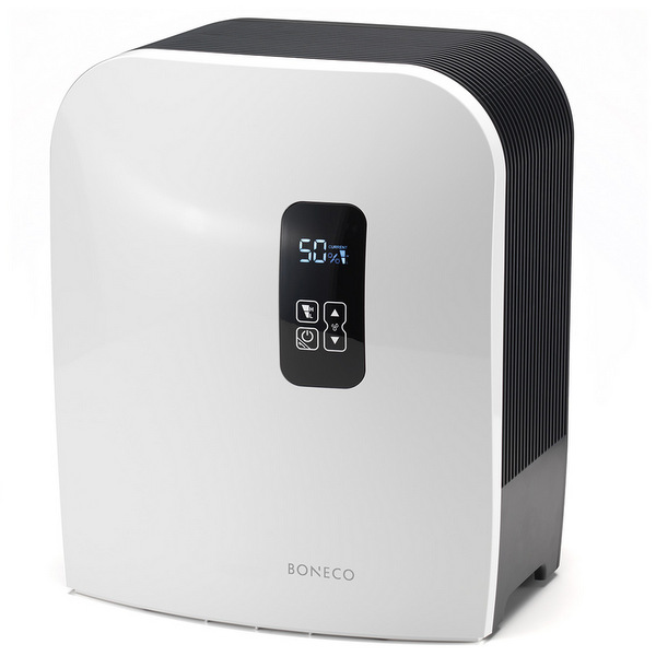 Boneco W490 – Nová disková pračka vzduchu BONECO W490 s digitálním ovládáním je kvalitním přístrojem pro zvlhčování vzduchu, částečně také čistí vzduch od prachu a pylů.