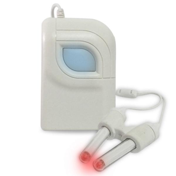 Sneezer Beam – Červené světlo proti alergi.