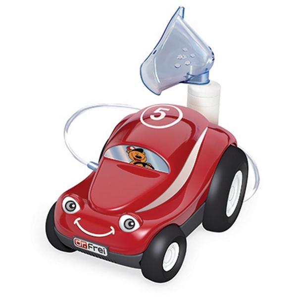 Dr.Frei Turbo Car – Dětský kompresorový inhalátor v provedení auto