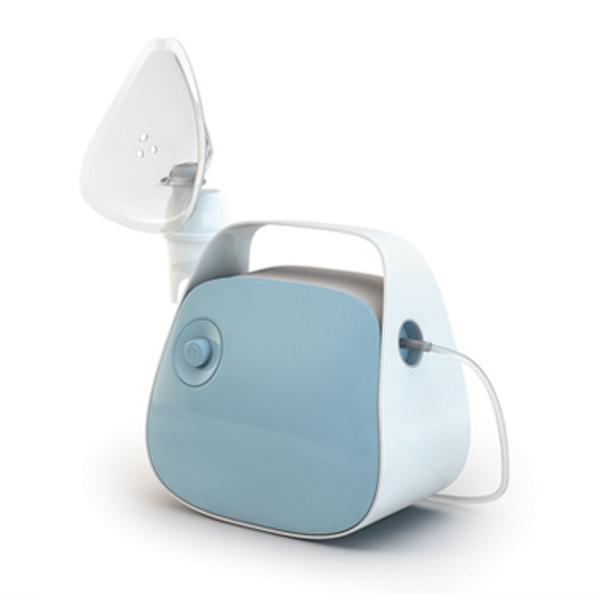 Dr.Frei Turbo Mini – Kompresorový inhalátor Dr.Frei Turbo Mini je určen pro léčbu astma, alergií a dalších respiračních onemocnění především v domácnostech.