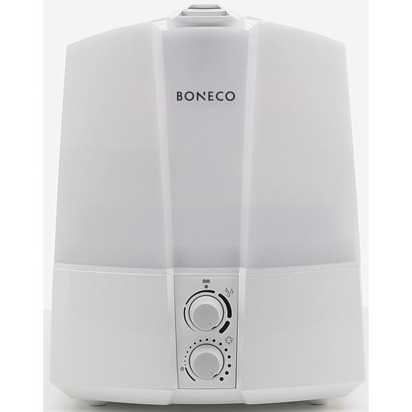 Ultrazvukový zvlhčovač vzduchu BONECO U7145w – Ultrazvukový zvlhčovač vzduchu s mechanickou regulací v bílém provedení.