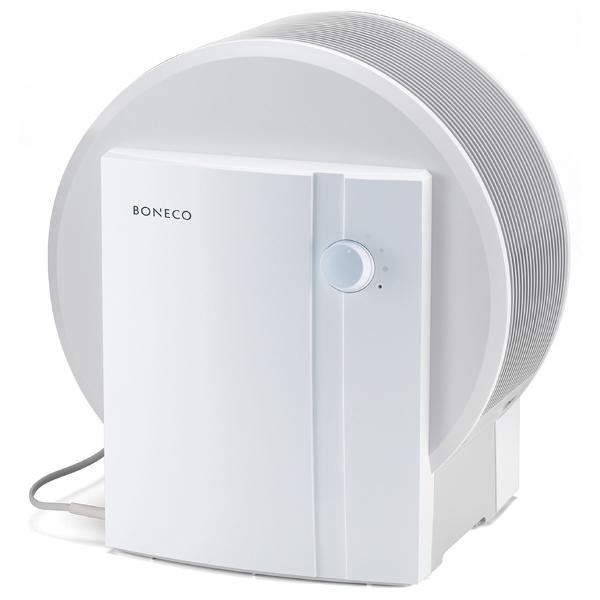 BONECO W1355A – Jednoduché zvlhčování vzduchu principem přirozeného odparu. Přístroj s minimálními provozními náklady.